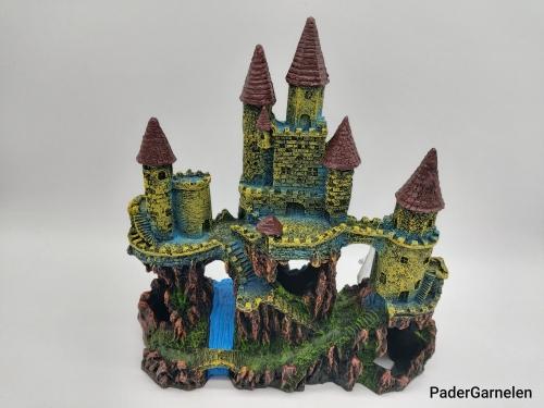 Burg groß