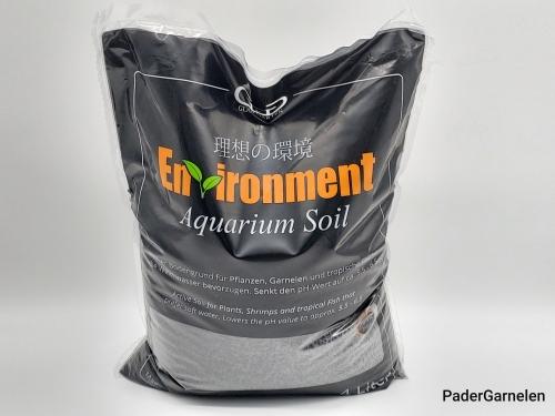 Environment Aquarium Soil 4 Liter