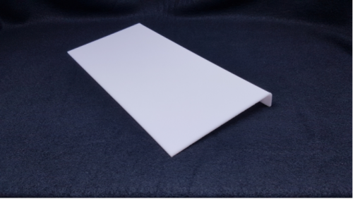 Aquakallax Blende Basic weiß matt