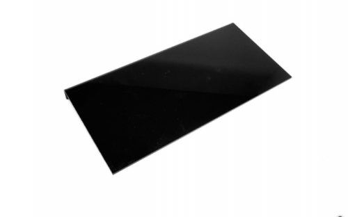 Aquakallax Blende schwarz matt